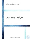 Comme neige -